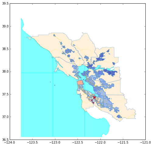 Dyno Fu Bay Area Housing Price Heat Map Cheap houses and condos for sale in east bay. dyno fu